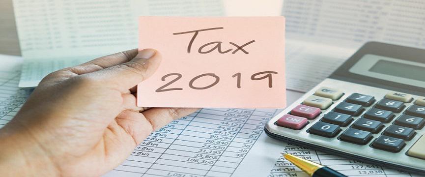 Income Tax Slabs in India - FY 2019-20
